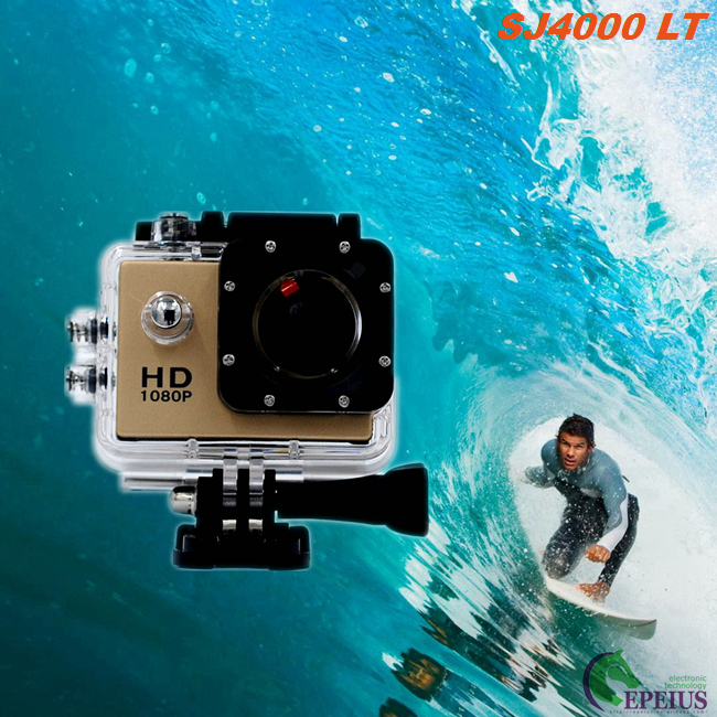 Outdoor SJ4000 Colorful Wifi Waterproof Action Camera Mini Cube Style Sports DV