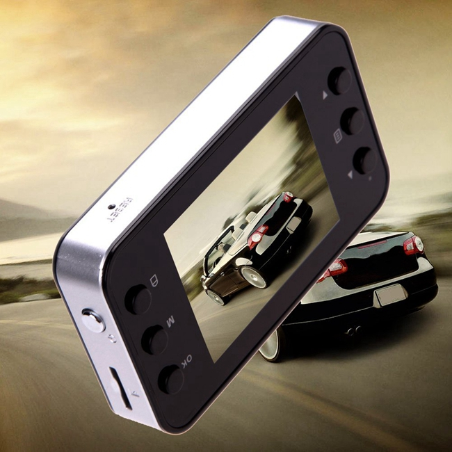 "2.4"" Screen Mini Dash Cam K6000 Night Vision Motion Detection Loop Video CAR DVR"