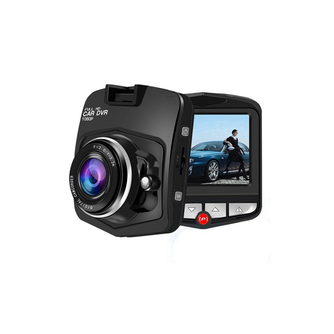 120 Degree Night Vision Dash Cam GT300 Mini 1080P Recorder For Parking Detection