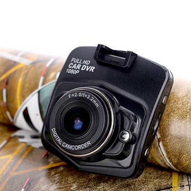 Motion Detective GT300 Mini Dash Cam Audio 720P Video For Cycle Recording